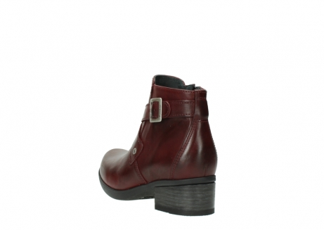 wolky ankle boots 01375 vecchio 30512 bordo leather_5
