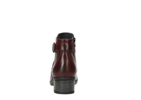 wolky ankle boots 01375 vecchio 30512 bordo leather_7