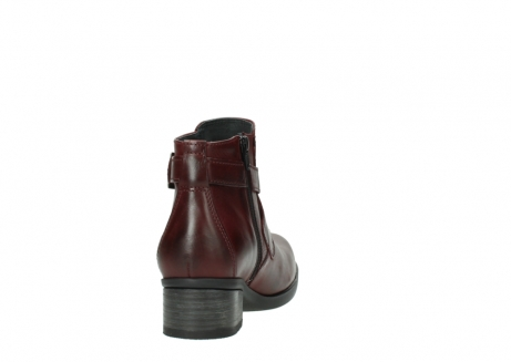 wolky bottines 01375 vecchio 30512 cuir bordeaux_8