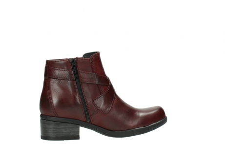 wolky bottines 01375 vecchio 30512 cuir bordeaux_12