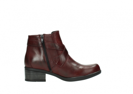 wolky ankle boots 01375 vecchio 30512 bordo leather_13
