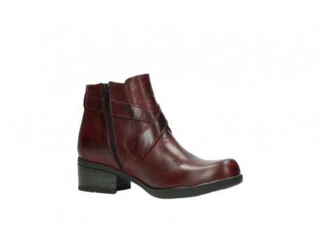 wolky bottines 01375 vecchio 30512 cuir bordeaux_15