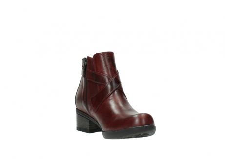 wolky bottines 01375 vecchio 30512 cuir bordeaux_17