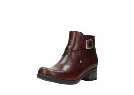 wolky bottines 01375 vecchio 30512 cuir bordeaux_22