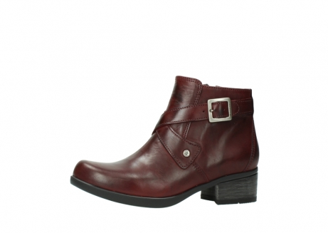 wolky ankle boots 01375 vecchio 30512 bordo leather_24
