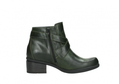 wolky ankle boots 01375 vecchio 30732 forestgreen leather_13