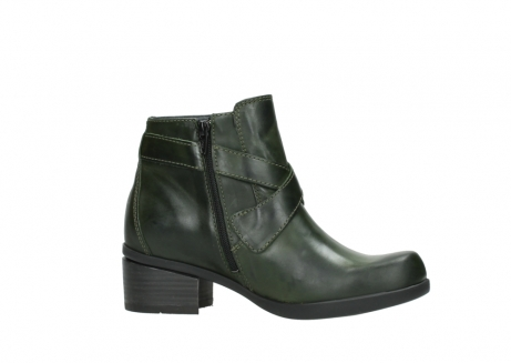 wolky ankle boots 01375 vecchio 30732 forestgreen leather_14