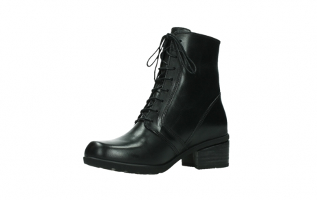 wolky bottines a lacets 01377 forth 30002 cuir noir_11