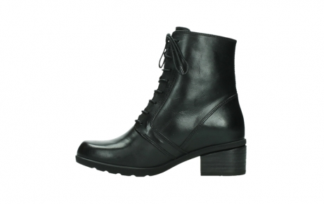 wolky bottines a lacets 01377 forth 30002 cuir noir_13