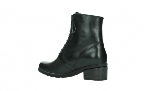 wolky bottines a lacets 01377 forth 30002 cuir noir_15