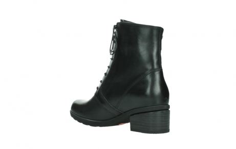 wolky bottines a lacets 01377 forth 30002 cuir noir_16