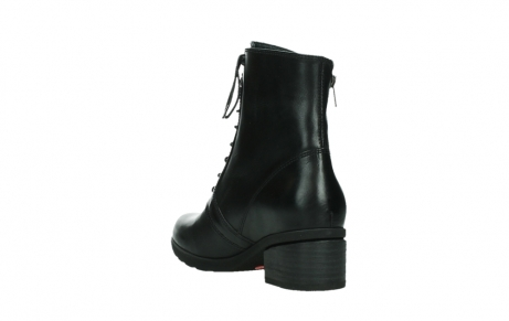 wolky bottines a lacets 01377 forth 30002 cuir noir_17