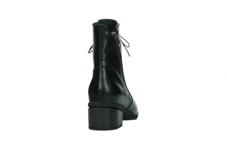 wolky bottines a lacets 01377 forth 30002 cuir noir_20