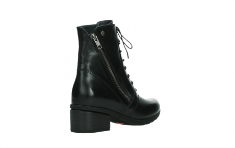 wolky bottines a lacets 01377 forth 30002 cuir noir_22