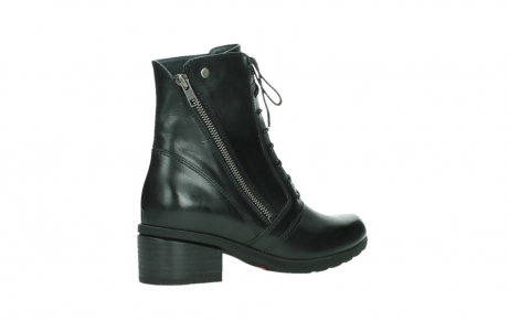 wolky bottines a lacets 01377 forth 30002 cuir noir_23