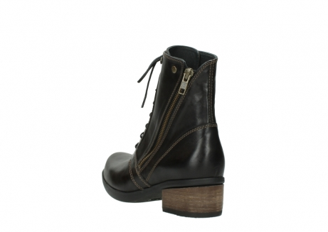 wolky lace up boots 01377 forth 30302 brown leather_5