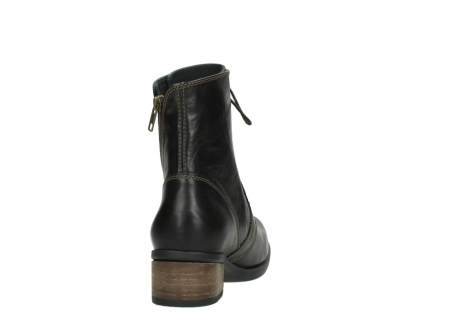 wolky lace up boots 01377 forth 30302 brown leather_8