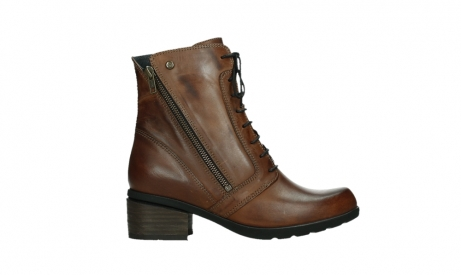 wolky lace up boots 01377 forth 30432 cognac leather_1