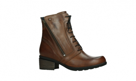 wolky lace up boots 01377 forth 30432 cognac leather_2