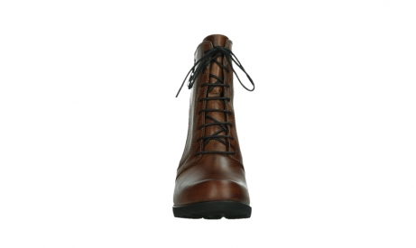 wolky bottines a lacets 01377 forth 30432 cuir cognac_7