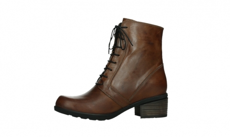 wolky lace up boots 01377 forth 30432 cognac leather_12