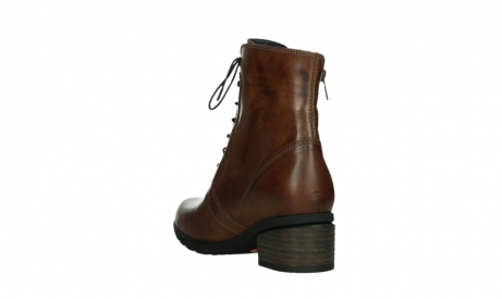 wolky lace up boots 01377 forth 30432 cognac leather_17