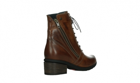 wolky lace up boots 01377 forth 30432 cognac leather_22