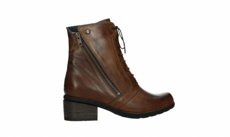 wolky lace up boots 01377 forth 30432 cognac leather_24