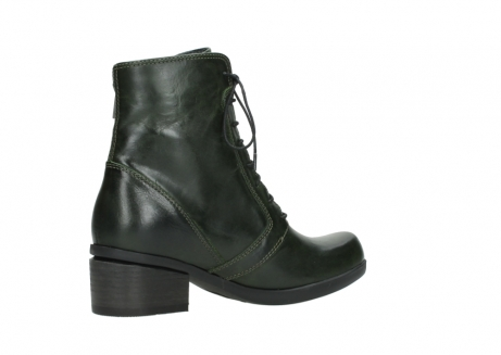 wolky bottines a lacets 01377 forth 30732 cuir vert_11