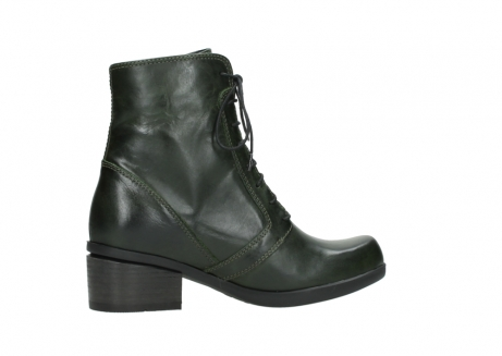 wolky bottines a lacets 01377 forth 30732 cuir vert_12