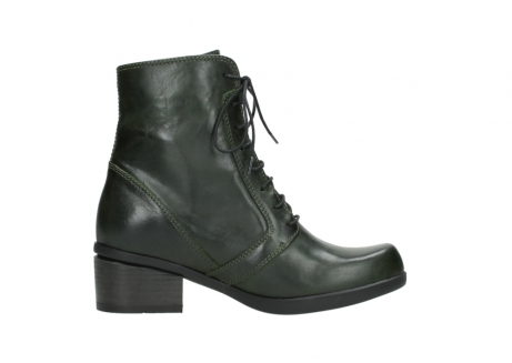 wolky bottines a lacets 01377 forth 30732 cuir vert_13