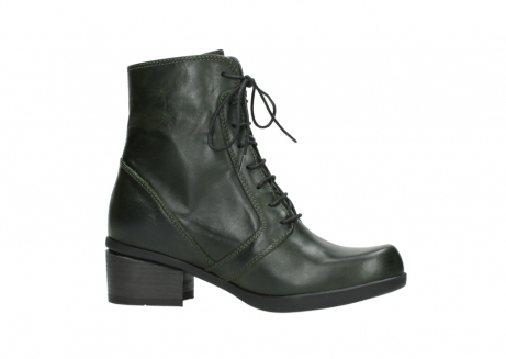 wolky bottines a lacets 01377 forth 30732 cuir vert_14