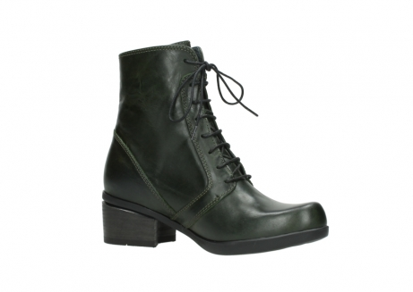 wolky bottines a lacets 01377 forth 30732 cuir vert_15