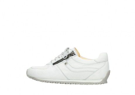 wolky chaussures a lacets 01402 morgan 20121 cuir blanc casse_2