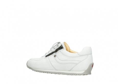 wolky chaussures a lacets 01402 morgan 20121 cuir blanc casse_3