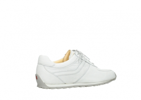 wolky chaussures a lacets 01402 morgan 20121 cuir blanc casse_11