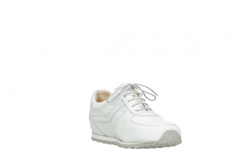 wolky chaussures a lacets 01402 morgan 20121 cuir blanc casse_17