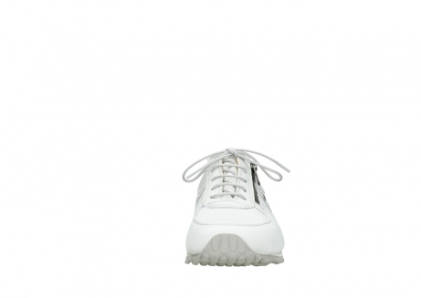 wolky chaussures a lacets 01402 morgan 20121 cuir blanc casse_19