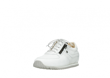wolky chaussures a lacets 01402 morgan 20121 cuir blanc casse_21