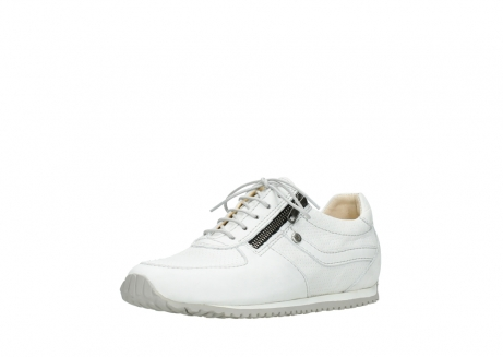 wolky chaussures a lacets 01402 morgan 20121 cuir blanc casse_22