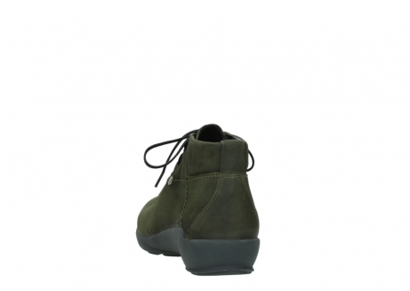 wolky lace up shoes 01571 jaca 11732 forestgreen oiled nubuck_6