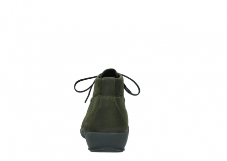 wolky lace up shoes 01571 jaca 11732 forestgreen oiled nubuck_7