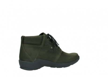 wolky lace up shoes 01571 jaca 11732 forestgreen oiled nubuck_11