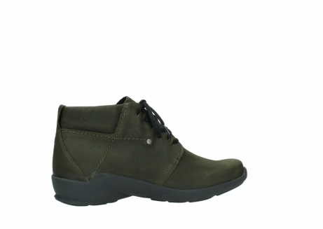 wolky lace up shoes 01571 jaca 11732 forestgreen oiled nubuck_12