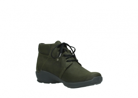 wolky lace up shoes 01571 jaca 11732 forestgreen oiled nubuck_16