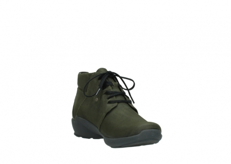 wolky lace up shoes 01571 jaca 11732 forestgreen oiled nubuck_17