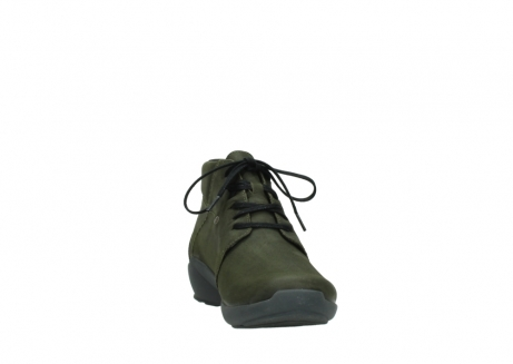 wolky lace up shoes 01571 jaca 11732 forestgreen oiled nubuck_18