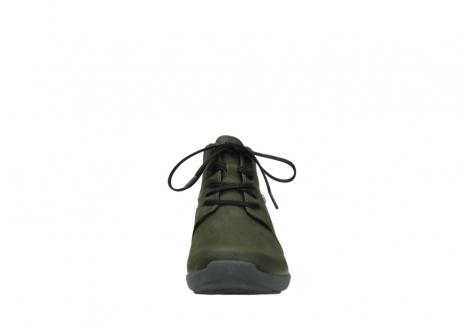 wolky lace up shoes 01571 jaca 11732 forestgreen oiled nubuck_19