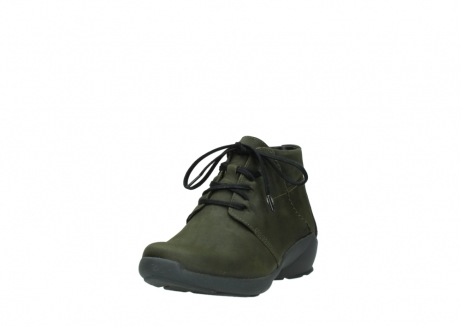 wolky lace up shoes 01571 jaca 11732 forestgreen oiled nubuck_21