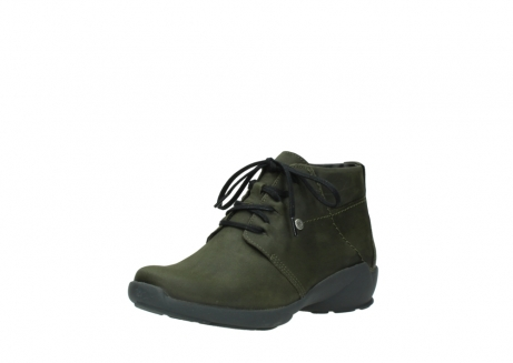 wolky lace up shoes 01571 jaca 11732 forestgreen oiled nubuck_22